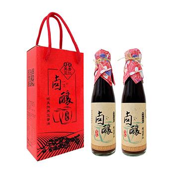 卣釀醬油禮盒